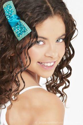 ALALOSHA: VOGUE ENFANTS: Child model of the Day: Sthela (a little Adriana Lima)