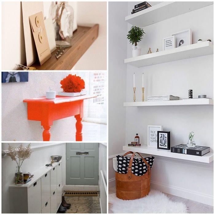 comment am nager une petite entr e conseils astuces blog d co petits espaces optimis s. Black Bedroom Furniture Sets. Home Design Ideas