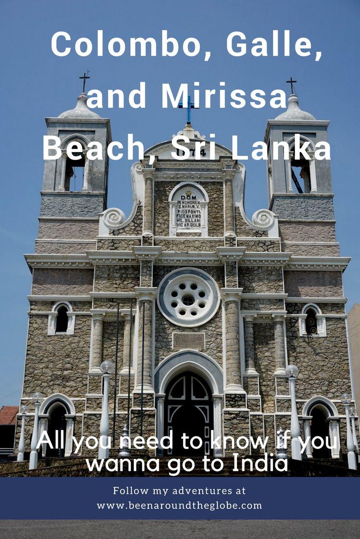 Sri Lanka, Colombo, Galle, Mirissa Beach, South Sri Lanka, black travel movement