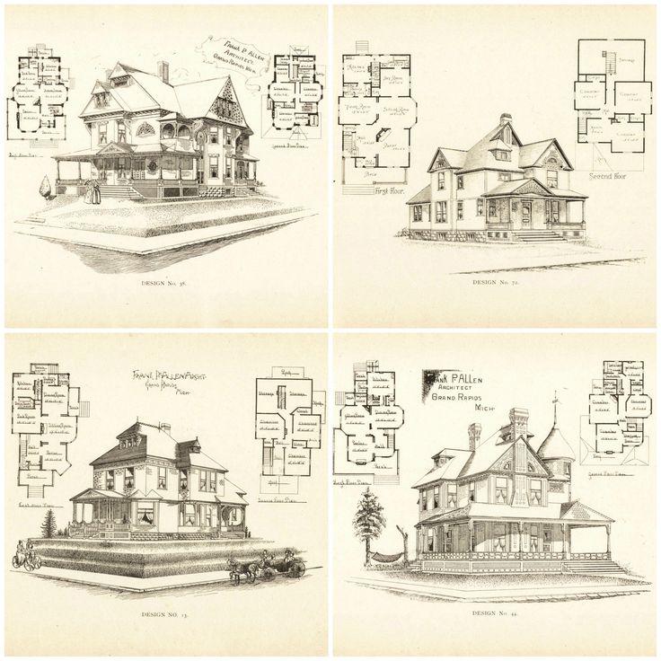 best 25+ victorian house plans ideas on pinterest   mansion floor