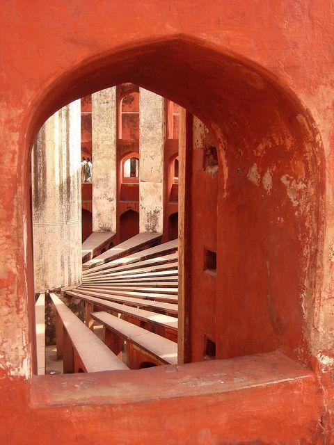 Jantar Mantar, Delhi, India by AJ123T, via Flickr