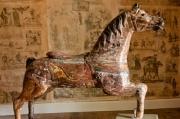 19th Century Carousel HorseCarousels Horses, Wooden Horses, Carousels Horse'S, Carousel Horses