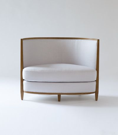 RALPH PUCCI - Andree Putman lounge chair