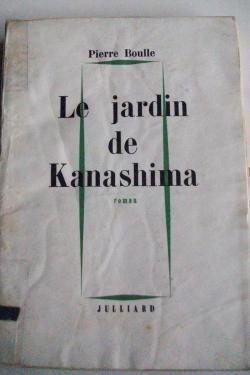 Le jardin de Kanashima par Pierre Boulle