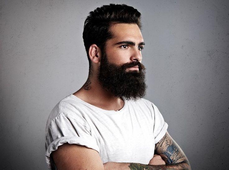 Crecer la barba de manera natural - mantener la barba
