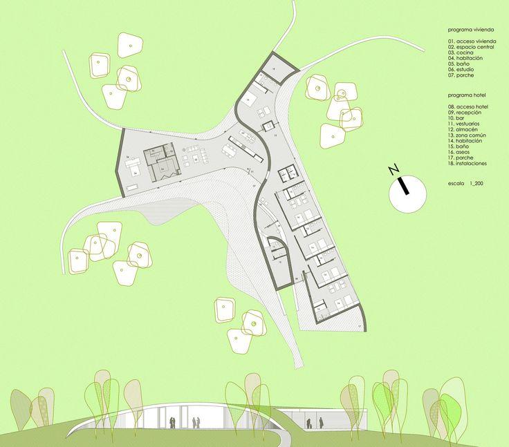 Gallery - CAEaCLAVELES residence+hotel / longo+roldán arquitectos - 18