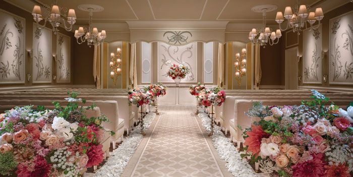 High End Destination Wedding Venues Around The World