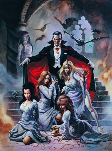 Dracula e il mito dei vampiri, in mostra a Milano dal 23 novembre al 24 marzo 2013