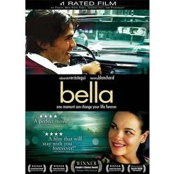 """Bella. Very moving.  """"Best Movie of the Year, Everyone should see this film""""   - Rick Warren, author of bestselling book, 40 Days of Purpose  """"Bella is a moving and inspirational movie. In a day of Hollywood's excesses, profanities and foolishness, this sensitive film speaks eloquently of life, love and beauty.""""  - Dr. James Dobson, founder of Focus on the Family"""