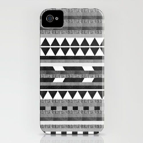 Fresh From The Dairy: Triangle iPhone Cases | Design Milk