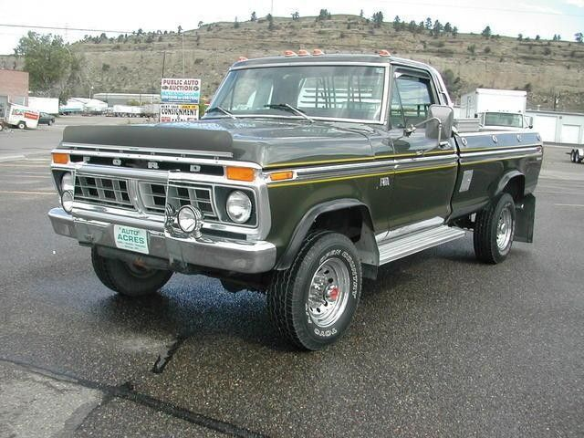 1976 ford truck 1976 ford f250 for sale in billings montana classifieds for johnny. Black Bedroom Furniture Sets. Home Design Ideas