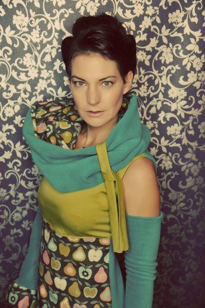Boleros & Shrugs - Schal Triest - ein Designerstück von Weiberstyle bei DaWanda