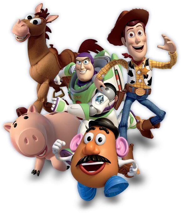 Pin de m nica patricia marin rodriguez en toy story party toy story toy story birthday y toy - Cochon de toy story ...