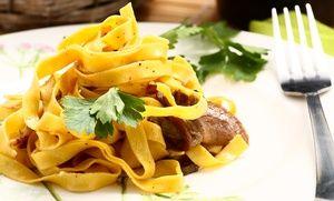 Menu gourmet e slow food da 24,90 € con 3 o 4 portate e bottiglia di vino da A Maidda