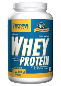 Whey Protein Unflavored by Jarrow Formulas - Buy Whey Protein Unflavored (908 GM) 2 Powder at vitamin shoppe