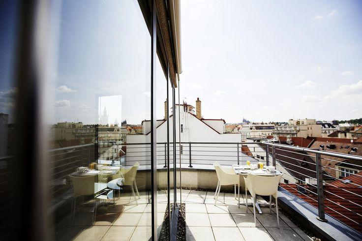 Design Hotel Josef, Prague :: Hotel Josef Prague #hotelinteriordesigns