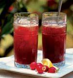 Cherry Cola Cocktail
