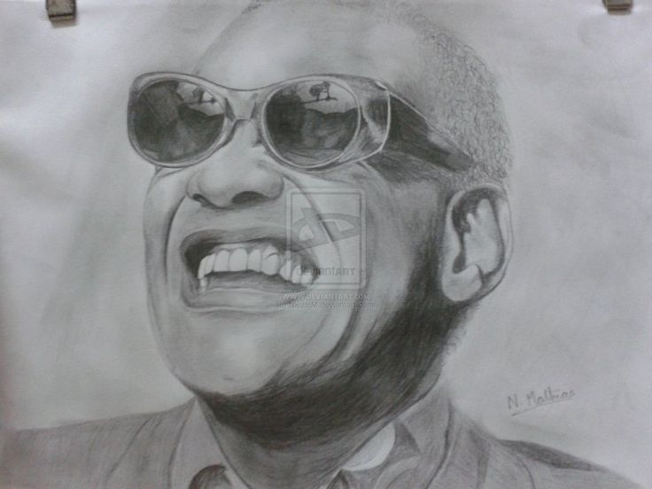 """""""I never wanted to be famous. I only wanted to be great."""" - Ray Charles"""