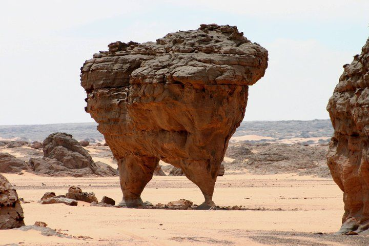 tamanrasset, algerie