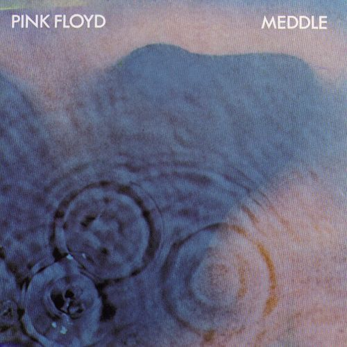 pink floyd album covers - Meddle 1971