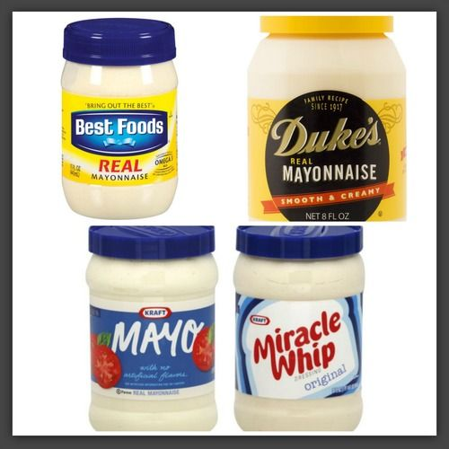 Everyone has their own favorite brand of mayonnaise. Which one is yours?