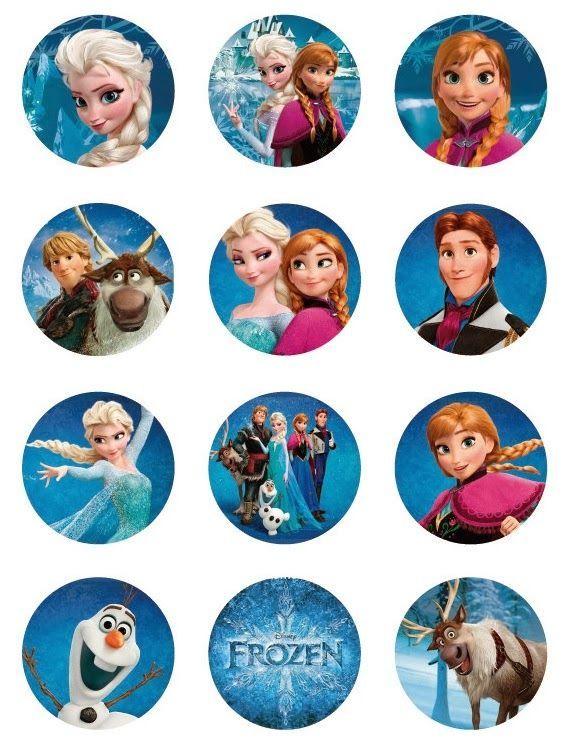 La película Frozen ha hecho furor entre los mas pequeños , por eso montarles la fiesta de cumpleaños dedicada a esta película será un éxito asegurado , aquí encontraréis los imprimibles necesarios para que decoréis la fiesta de vuestros niños ....