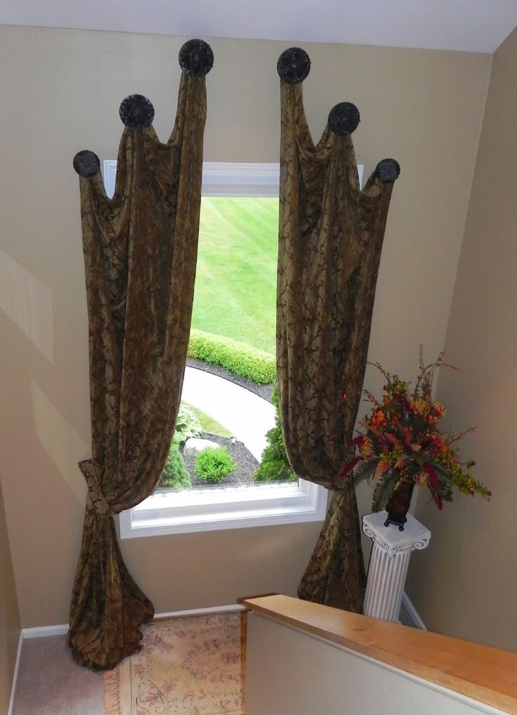 17 Best Images About Window Treatments On Pinterest Easy