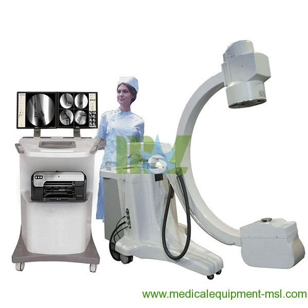 MSL X ray machine-8KW High Frequency Mobile C arm Xray Machine - MSLCX04-FOB Price:US $40165/Set