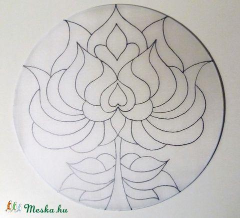Meska - Fesd tovább 2. - selyemkép kedo kézművestől