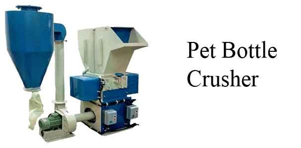 Raj Electricals manufactures and exports pet bottle crushing machine. Pet  bottle crusher or Pet bottle grinder is used for crushing and recycling  used ... b72da242ee8e9