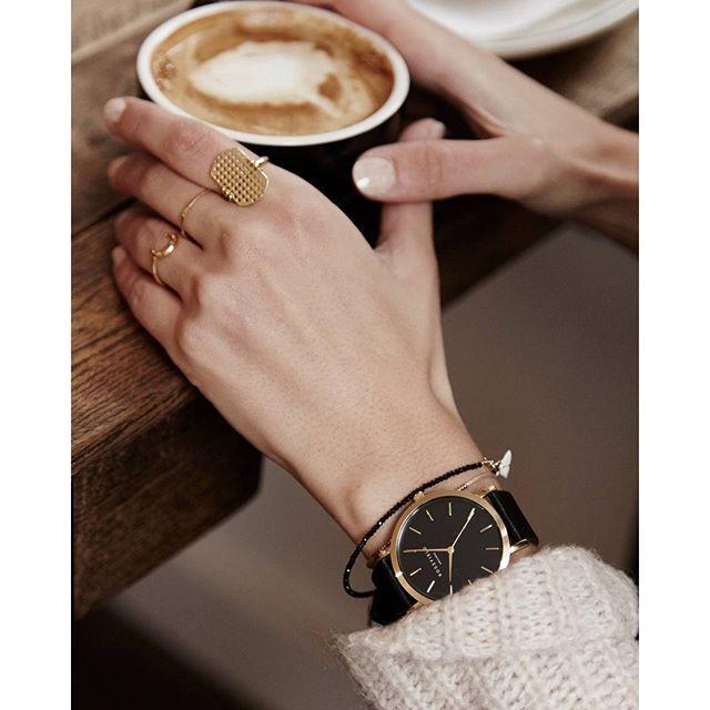 ☕️ #alwayscoffee #sunday #rosefield #rosefieldwatches #amsterdam #newyork #nyc