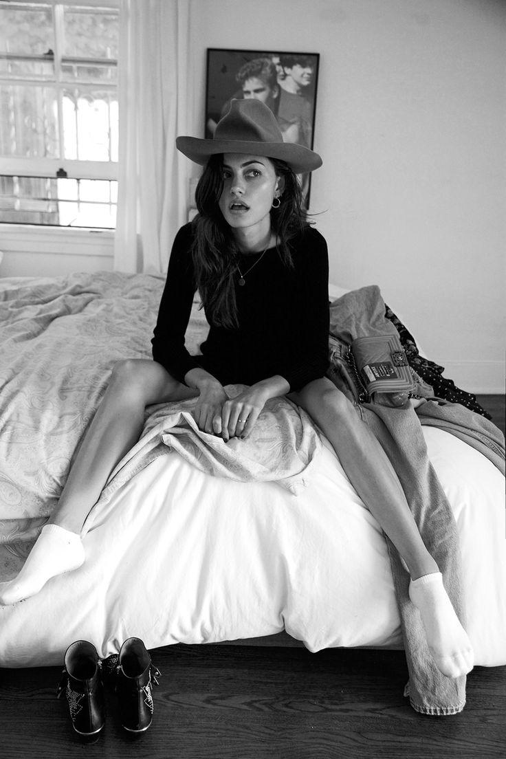 Фиби Тонкин — Фотосессия для «Realisation» 2015 – 2