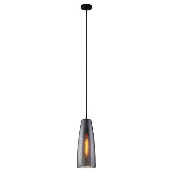 CLA Lighting Chuva Smoked Glass Pendant Light