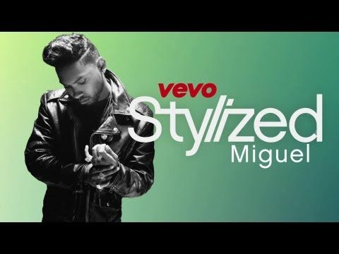 19 best video music images on pinterest music music videos and musica miguel vevo stylized fandeluxe Choice Image
