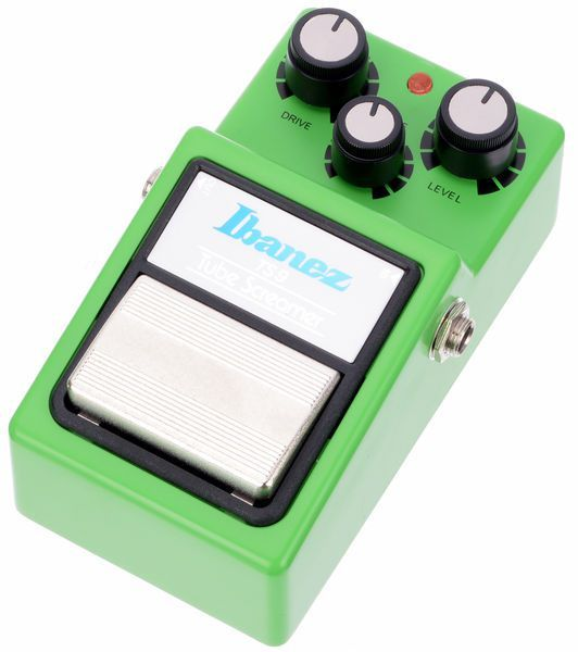 Recensione Tube Screamer Ibanez TS9