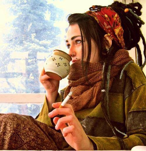 Can I have her mug...please?