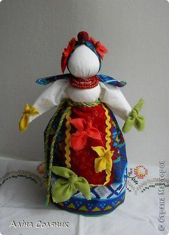 Куклы Шитьё Кукла-мотанка Ткань фото 34