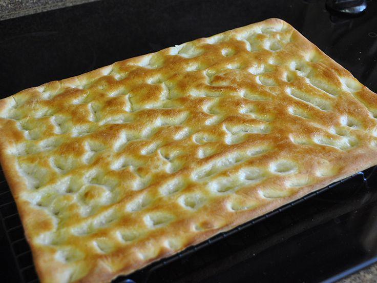 Video Ricetta Focaccia Genovese - VivaLaFocaccia - Le migliori ricette per il pane e la pizza fatte in casa