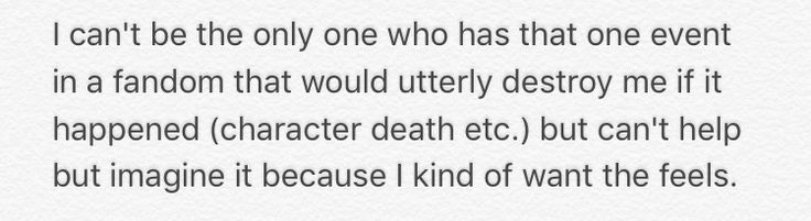 If amelia died, i think. (She probably will, she slept with sam winchester, but it hasnt happened yet.)