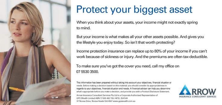 Protect your biggest asset