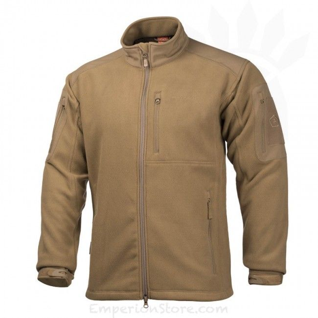 Perseus Fleece Jacket 2.0 Coyote - PENTAGON | Clothing & Tactical ...