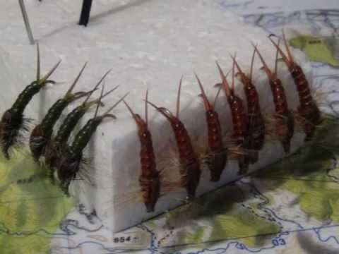 WAIOEKA STONEFLY tied on a Nor-Vise by bcproductions