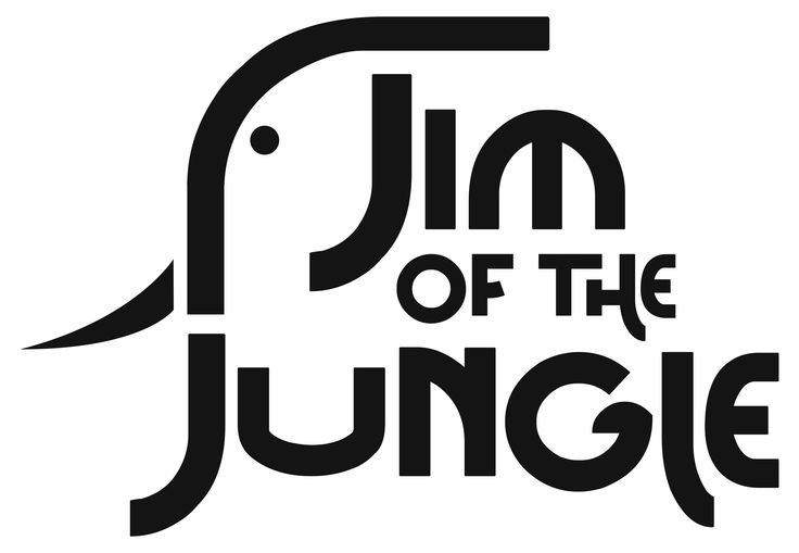 Jim of the Jungle logo