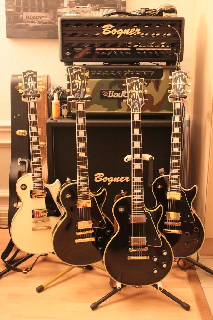 Gibson Les Pauls