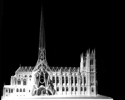 Calatrava Cathedral Of St. John The Divine Photo by Crash72 | Photobucket: St. John, Admirer Santiago, Santiago Calatrava, Arrested Visual, Divine Photos, Calatrava Unreal, Calatrava Cathedrals, Calatrava St.