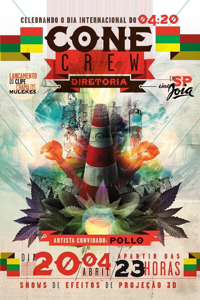 Cone Crew - #cine #joia cinejoia.tv/