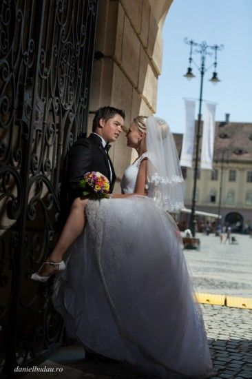 Sexy wedding picture :)