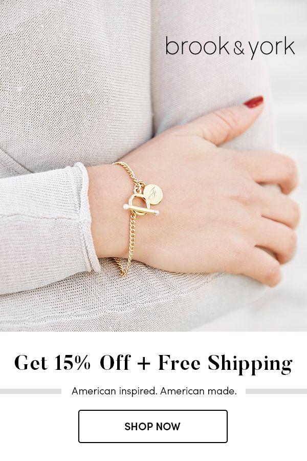 stella pearl toggle bracelet