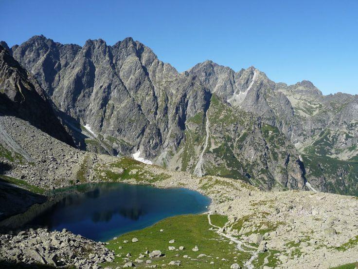 Tatra Gebirge im Slowakei Reiseführer http://www.abenteurer.net/2807-slowakei-reisefuehrer/