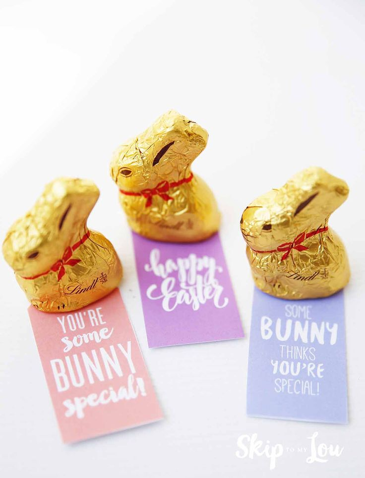 988 best easter images on pinterest easter crafts easter ideas easy easter favors with printable gift tags negle Choice Image